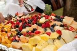 Fruit & Cheese Display