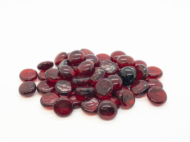 Vase Fillers - Red Marbles