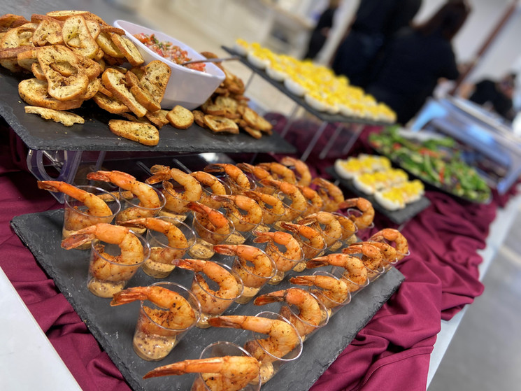 Canapes on Buffet.jpg