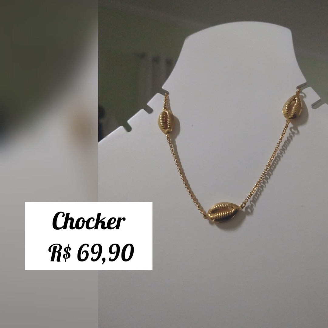 R$ 69,90 (chocker)