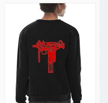 Uzi Fleece Sweatshirt