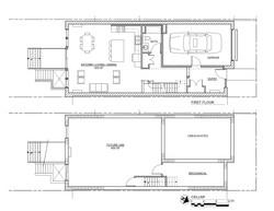 REEVE PLANS CELLAR & 1ST FLOORS