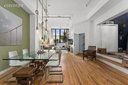 UNIT 1C - DINING/LIVING ROOM