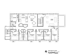 University Ave floor plan