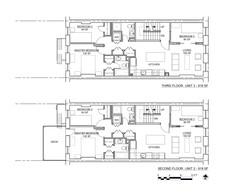 MARCUS GARVEY PLANS 2ND & 3RD FLOORS