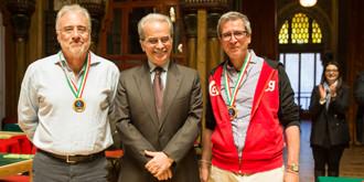 Campionato italiano a Coppie Ordinari 2017