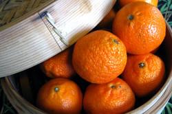 Mandarines ecològiques