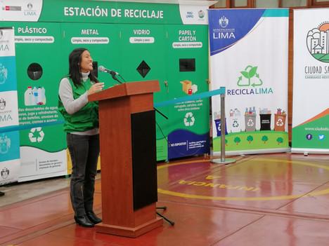 ¡Ciudad Saludable lo hace otra vez! En alianza con la Municipalidad de Lima, instalará más de 4 Esta
