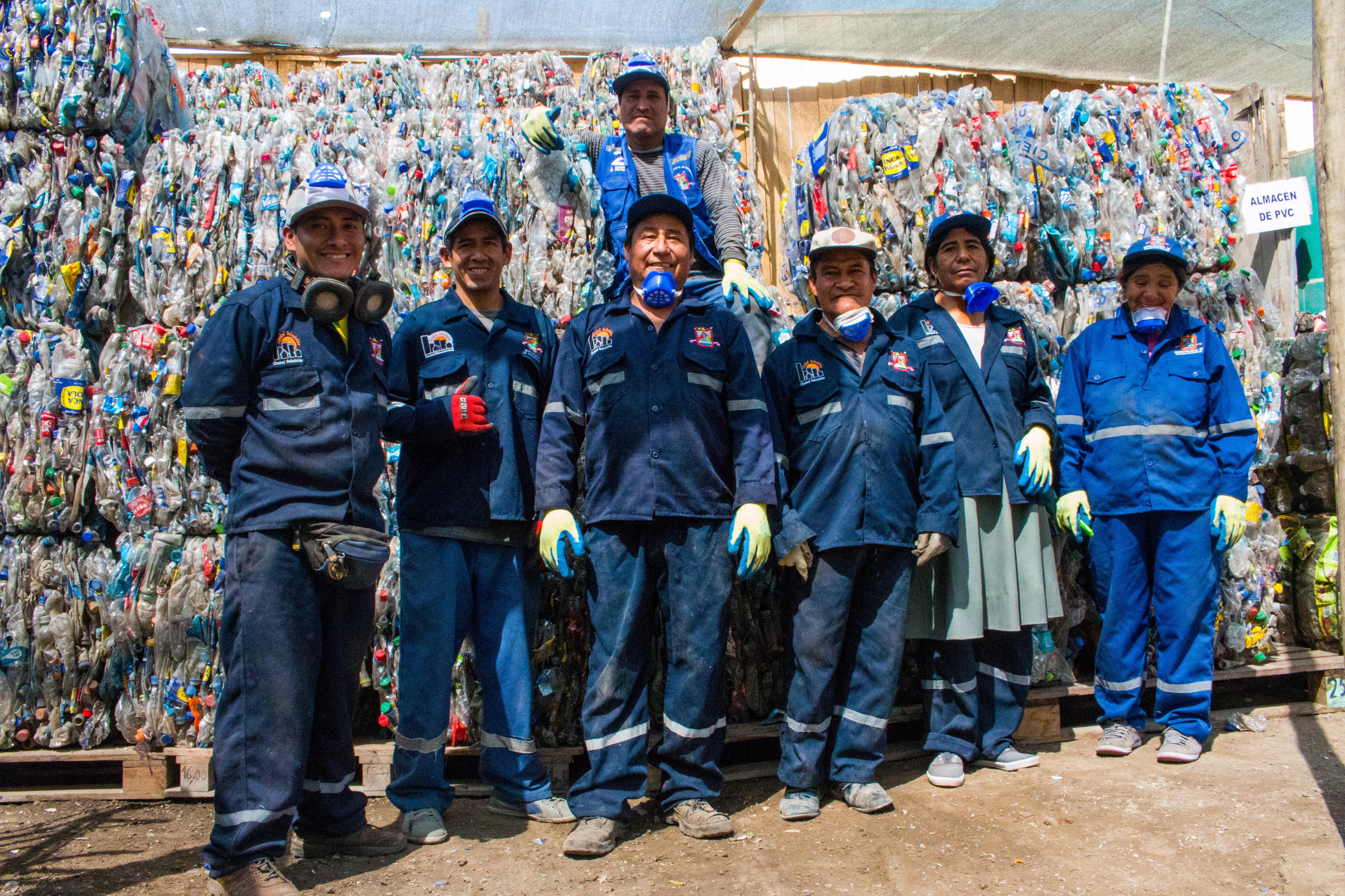 Reciclaje Inclusivo