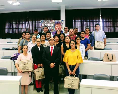 Ciudad Saludable lanza su primer programa de Diplomado