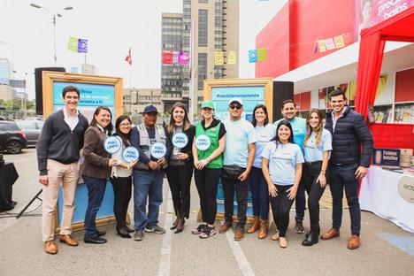 """""""Recicla Consciente"""" Campaña socioambiental de SPSA y Ciudad Saludable como su colaborador"""