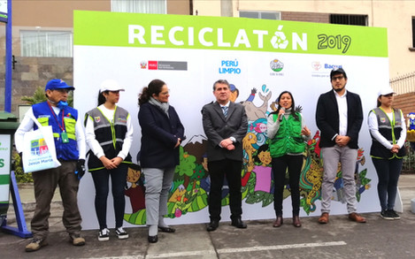 Reciclatón 2019: Movilización ciudadana a favor del reciclaje