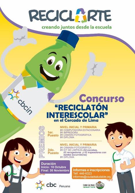 Proyecto Reciclarte: juego, teatro, reciclaje y mucho aprendizaje