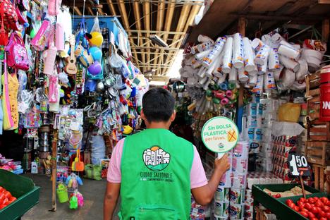 ¡Es un hecho! Poco a poco un Perú sin plásticos contaminantes