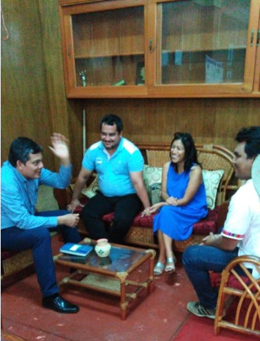 Municipalidad Distrital de San Juan Bautista reactiva convenio con Ciudad Saludable