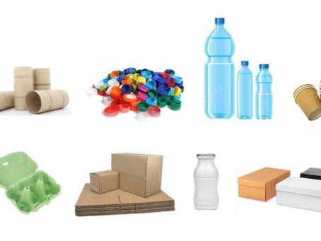 Recollida de materials per carnestoltes