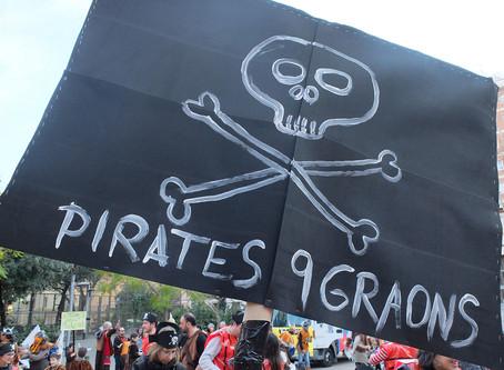 Posem rumb, pirates!!!