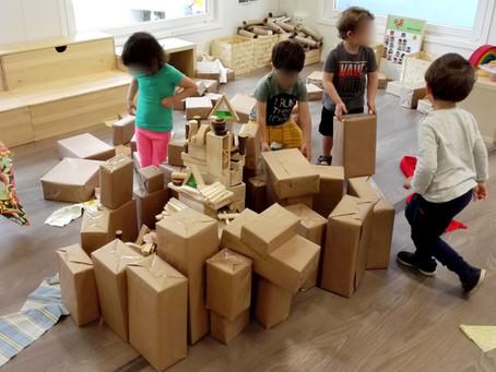 Construïm l'espai Gaudí