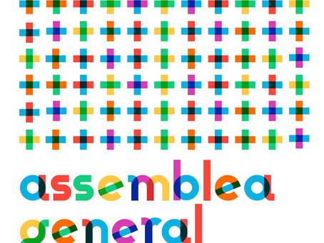 19 d'abril: Assemblea general