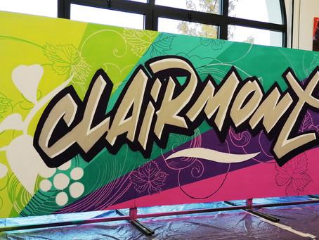 Animation décor événementiel pour la Cave de Clairmont