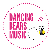 Dancing Bears Music Logo
