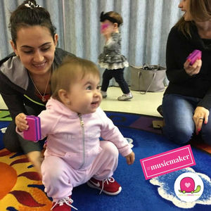 Feeling Overwhelmed? Mommy & Me Music Classes Can Help!