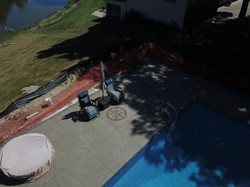 Exposed Aggregate Pool