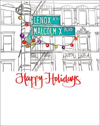 Harlem Holidays