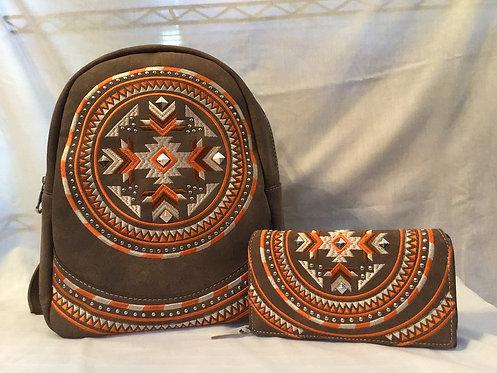Kit Bolso Aztec Q85