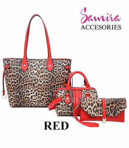 Kit Bolso Red 001