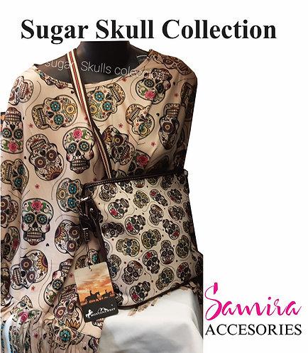 Kit Bolso & Blusa Sugar Skull