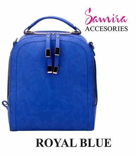 Bolso Royal Blue back pack