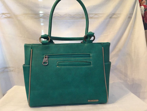 Bolso Leather Green