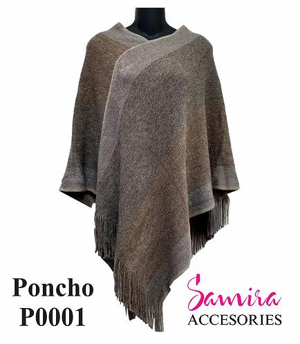 Poncho P0001