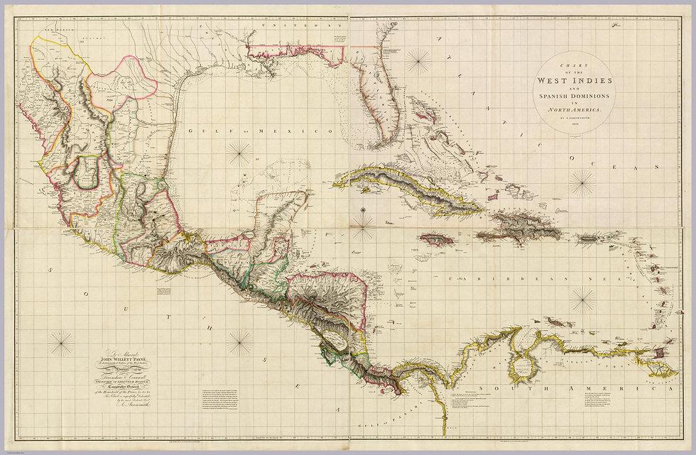 C19 Website, Spanish Dominion, North Ame