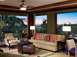Koloa Condo Living Room 2