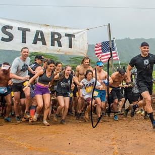 Trail Run Start, American Flag.jpg