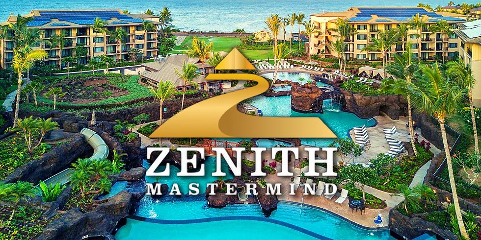 Zenith Mastermind Retreat, Hawaii