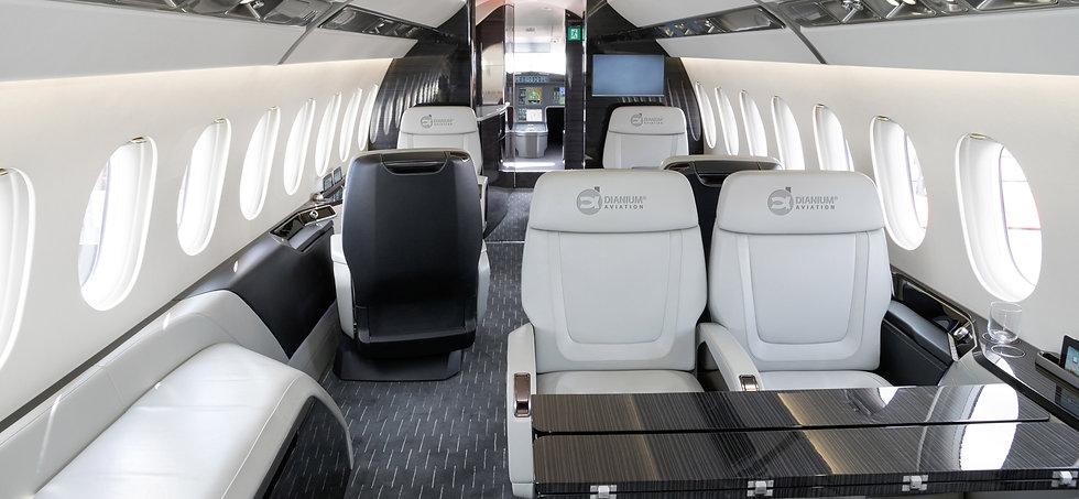 Flugcharterlösung für Events und Privat