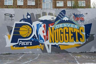 BALONCESTO - La NBA viajará a Londres con un Nuggets vs. Pacers en 2017