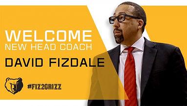 BALONCESTO - David Fizdale asume el cargo de entrenador de los Memphis Grizzlies