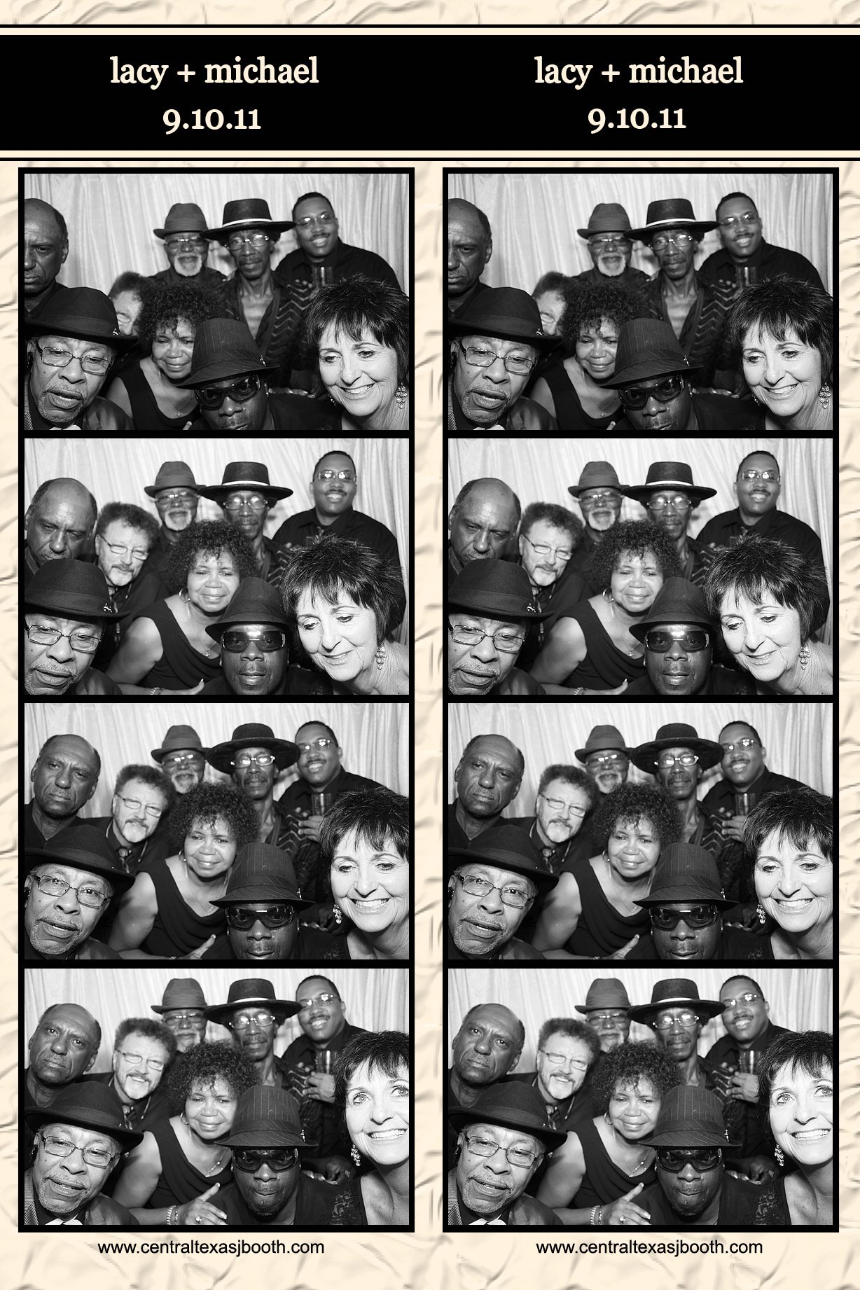 Photo booth Subway Revue