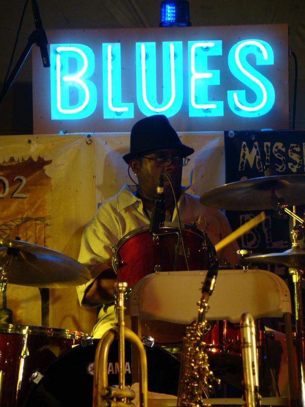 Rick Lewis - drummer