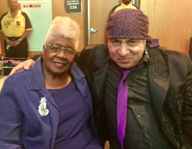 Ms Misty Blue & Steven Van Zandt