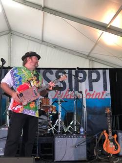 Chris Gill @ Chicago Blues Fest