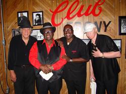 King Edward Band @ Club Ebony