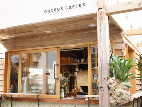ONIBUS COFFEE中目黒店OPEN!