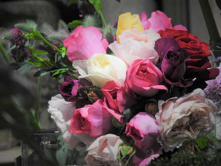 母の日の贈り物 'Flowers'
