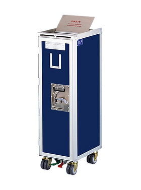 Nyeleti Technologies waste trolley
