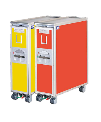 Multicoloured aircraft trolley.png